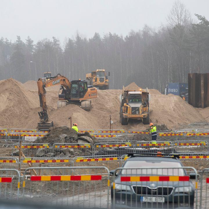 Rail Balticu juhtimiskriis takistab arengut