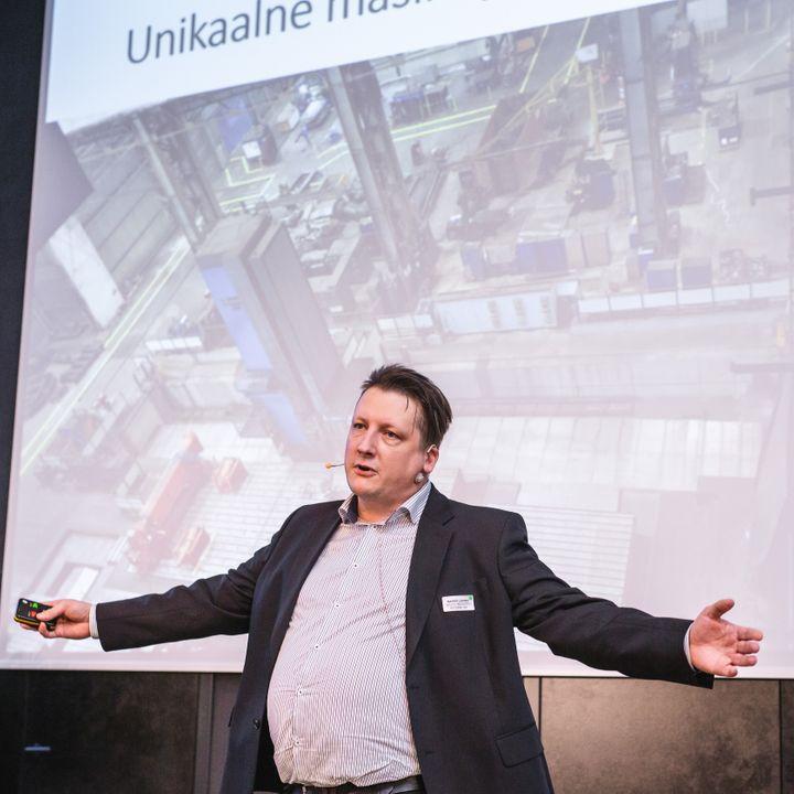 Heavy Industry Estonia hankis unikaalse masinapargi ja kogemuse