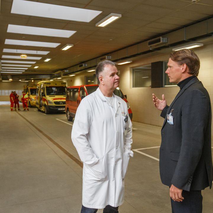 Lunavaragängid panid haiglate ründamise pausile, kuid õngitsus jätkus