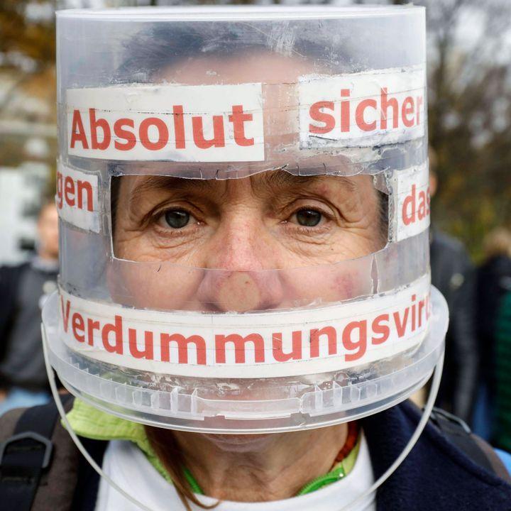 Sakslaste meeleavaldustest ei maksa liiga palju järeldada