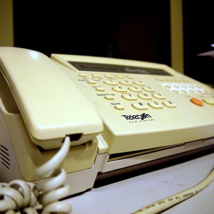 Sakslased on hüpanud kuue nädalaga faksimasina juurest Skype'i